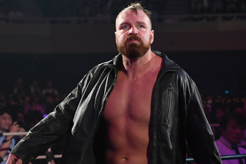 Jon Moxley Pulls out of Kenny Omega Match at AEW All Out Due to Elbow Infection