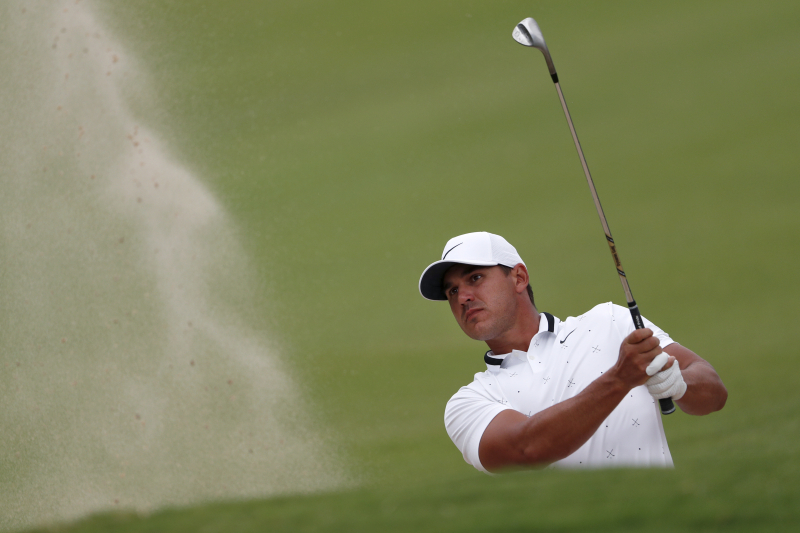 TOUR Championship 2019: Brooks Koepka Holds 1-Stroke Lead After Round 2