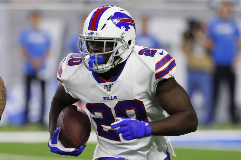 Bills' LeSean McCoy, Frank Gore, Devin Singletary, TJ Yeldon Fantasy Outlook