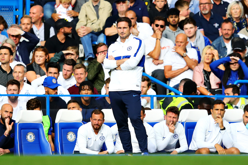 Frank Lampard: Chelsea Must Share Goals 'Among the Group' After Eden Hazard Exit