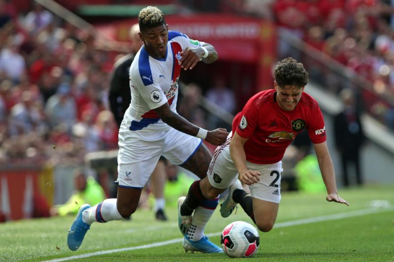 Patrick van Aanholt Goal Hands Crystal Palace Shock Win vs. Manchester United