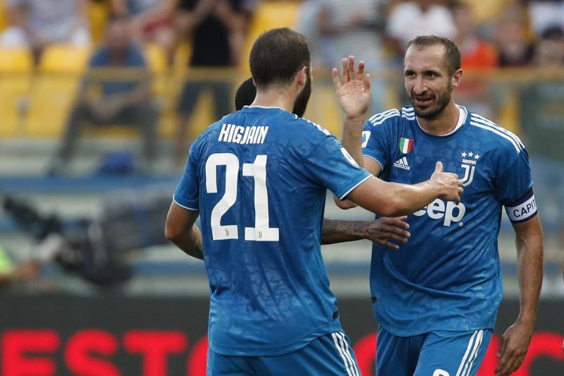 Cristiano Ronaldo Goal Disallowed as Juventus Beat Parma in Season Opener