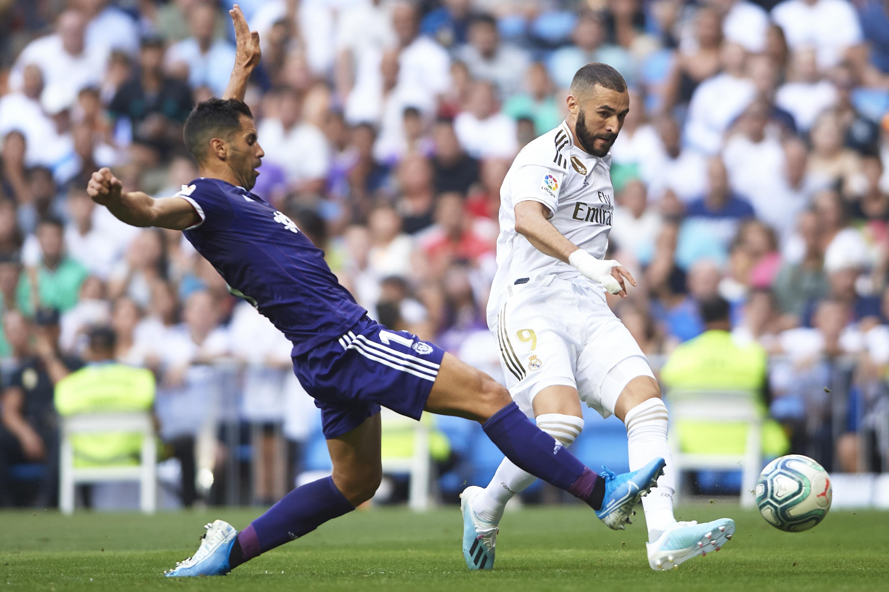 Image result for real madrid vs real valladolid