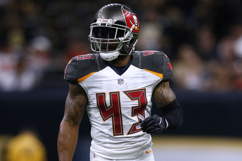 NFL Rumors: Ex-Pro Bowl Safety T.J. Ward Working Out for Jaguars