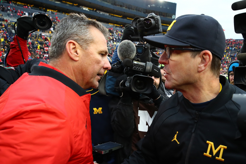 Video: Urban Meyer Weighs In on Michigan's Chance to Make 2019 CFP Playoff
