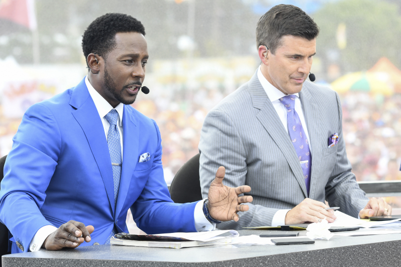 Desmond Howard Apologizes for Making 'Chappelle's Show' Joke on 'College GameDay'