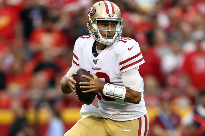 Jimmy Garoppolo Looks Sharp as 49ers Beat Chiefs 27-17 in Preseason Action
