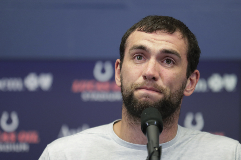 Notable Quotes from Andrew Luck's Presser After Announcing NFL Retirement