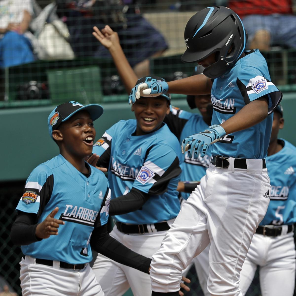 Little League World Series 2019: Curacao vs. Louisiana Championship Predictions
