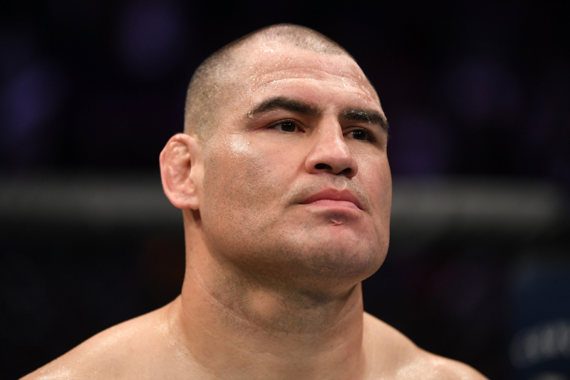 Report: UFC Legend Cain Velasquez to Meet with New Japan Pro-Wrestling Officials