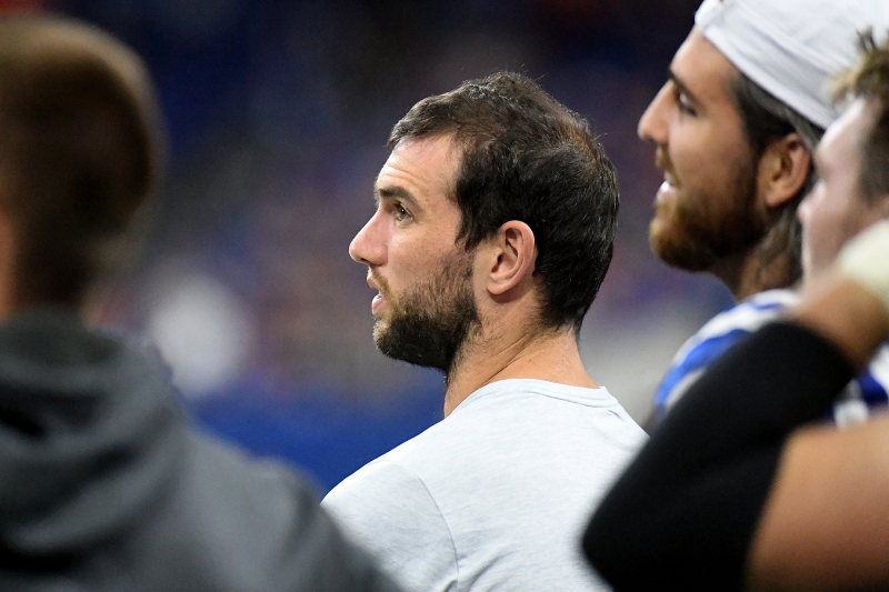 NFL Execs Shocked by Andrew Luck Retirement, but They Shouldn't Be