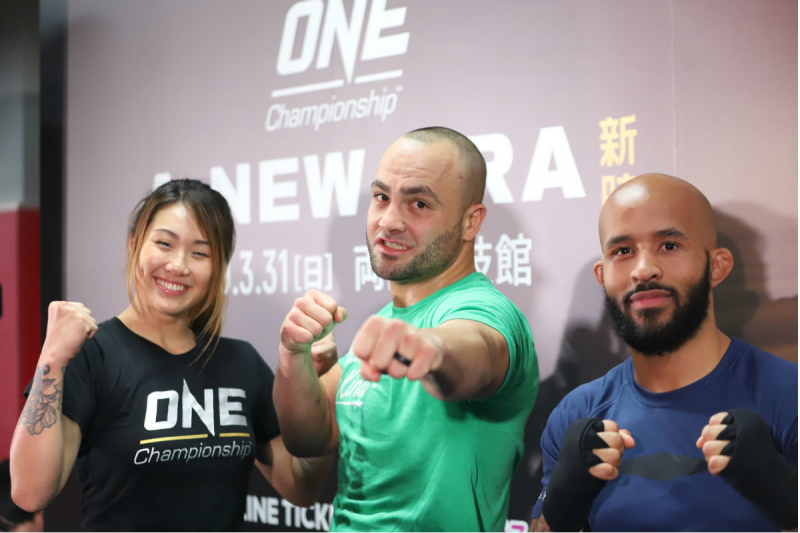 ONE Championship's TNT Debut to Feature Demetrious Johnson, Eddie Alvarez