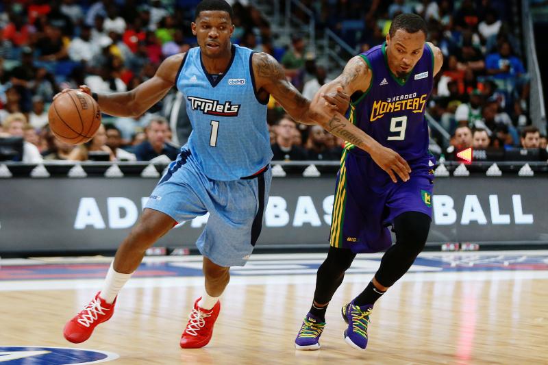 Killer 3's vs. Triplets Set for 2019 BIG3 Basketball League Championship