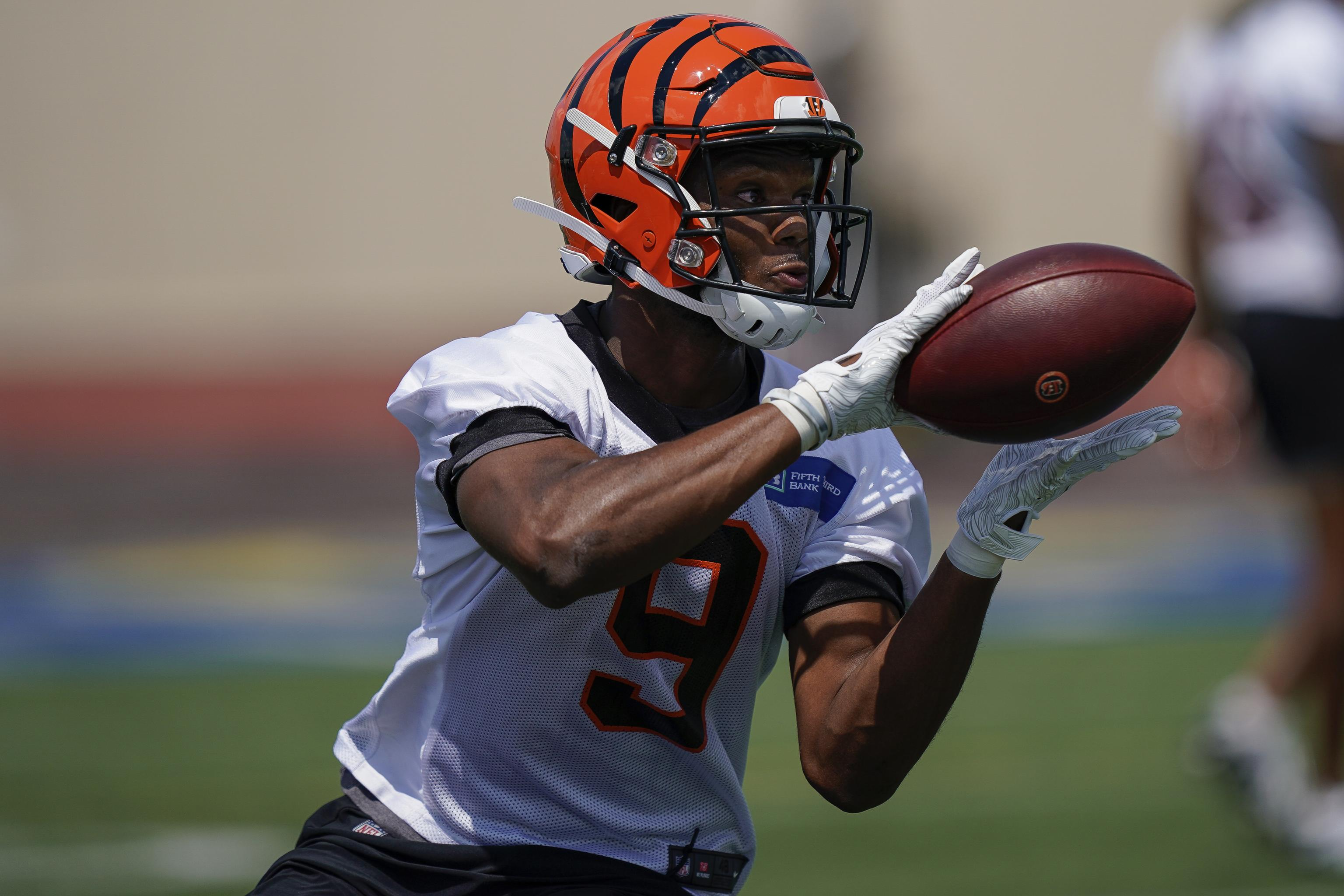 check out afff5 57f69 Fantasy Alert: Bengals Rookie Damion Willis to Start for ...