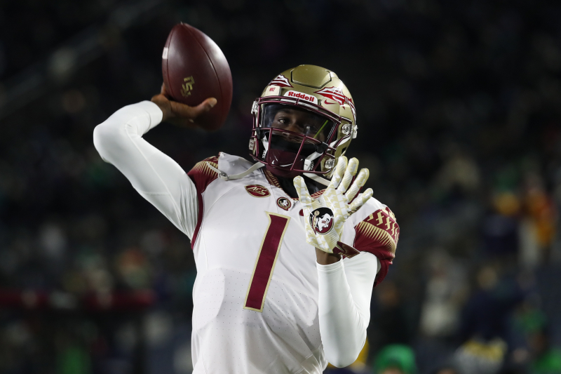 Redshirt Sophomore James Blackman Named FSU Starting QB over Alex Hornibrook