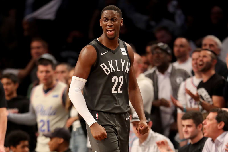 Report: Caris LeVert, Nets Agree to 3-Year, $52.5M Contract Extension