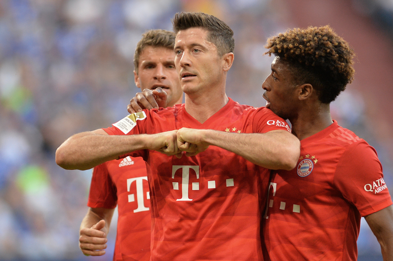 Golden Shoe 2019-20: Top Goalscorers in Europe, Latest Points on Aug. 26