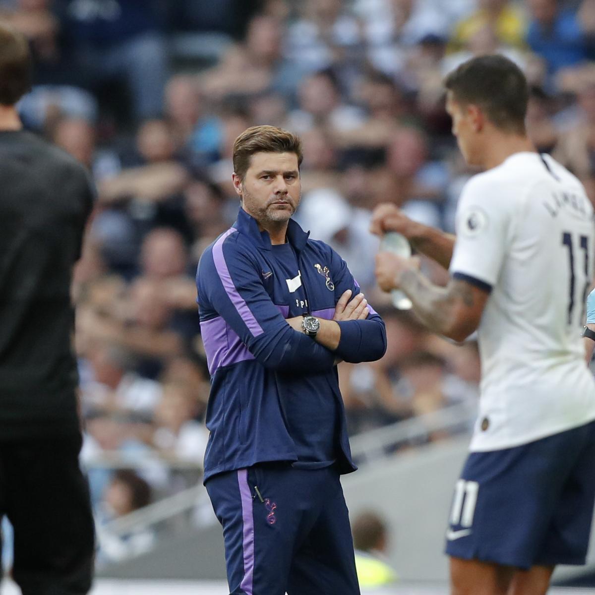 Mauricio Pochettino Describes Tottenham Squad as 'Most Unsettled' in 6 Seasons