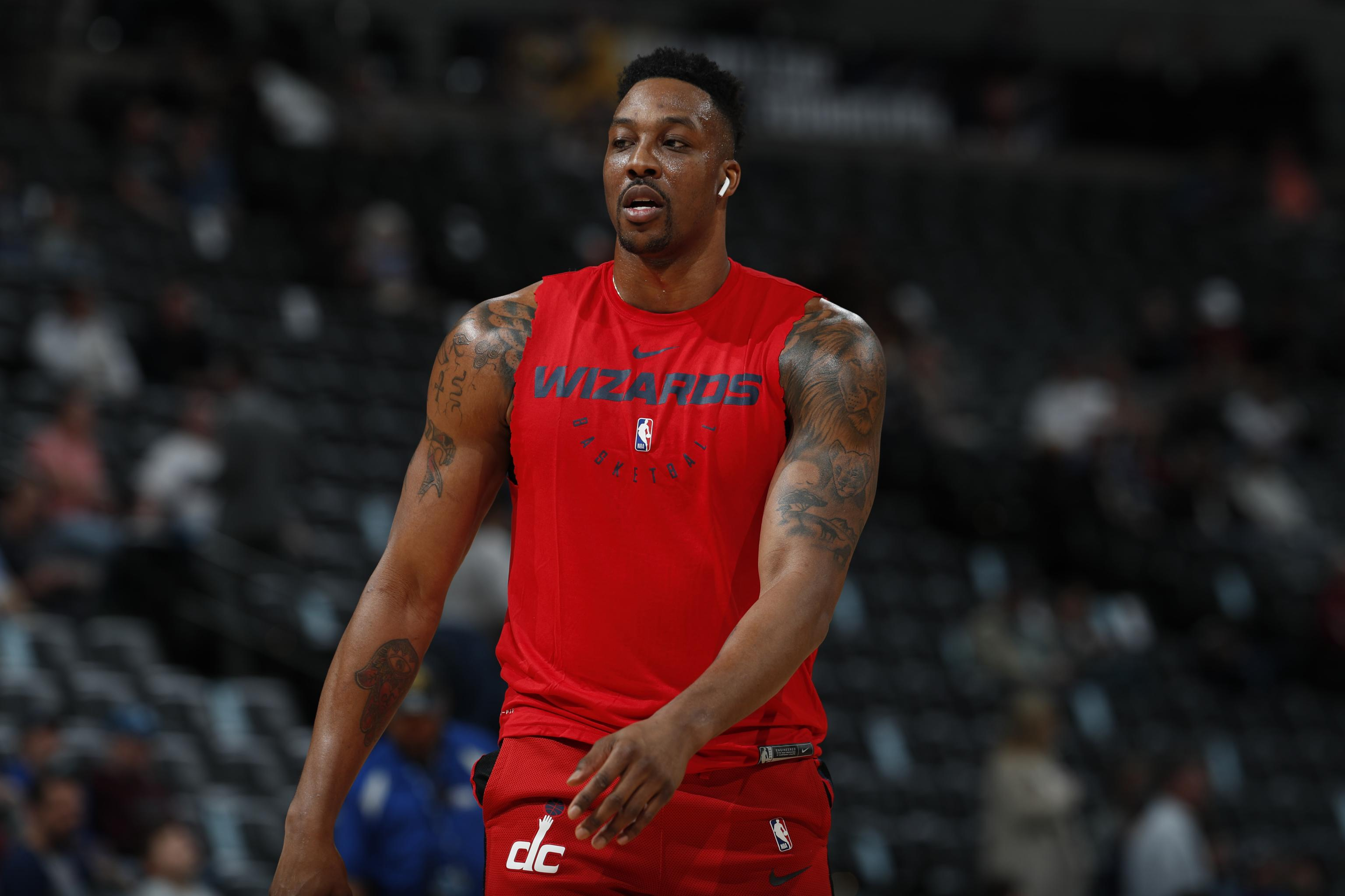 new style ba083 14a57 Lakers News: Dwight Howard Officially Signs Contract, Will ...
