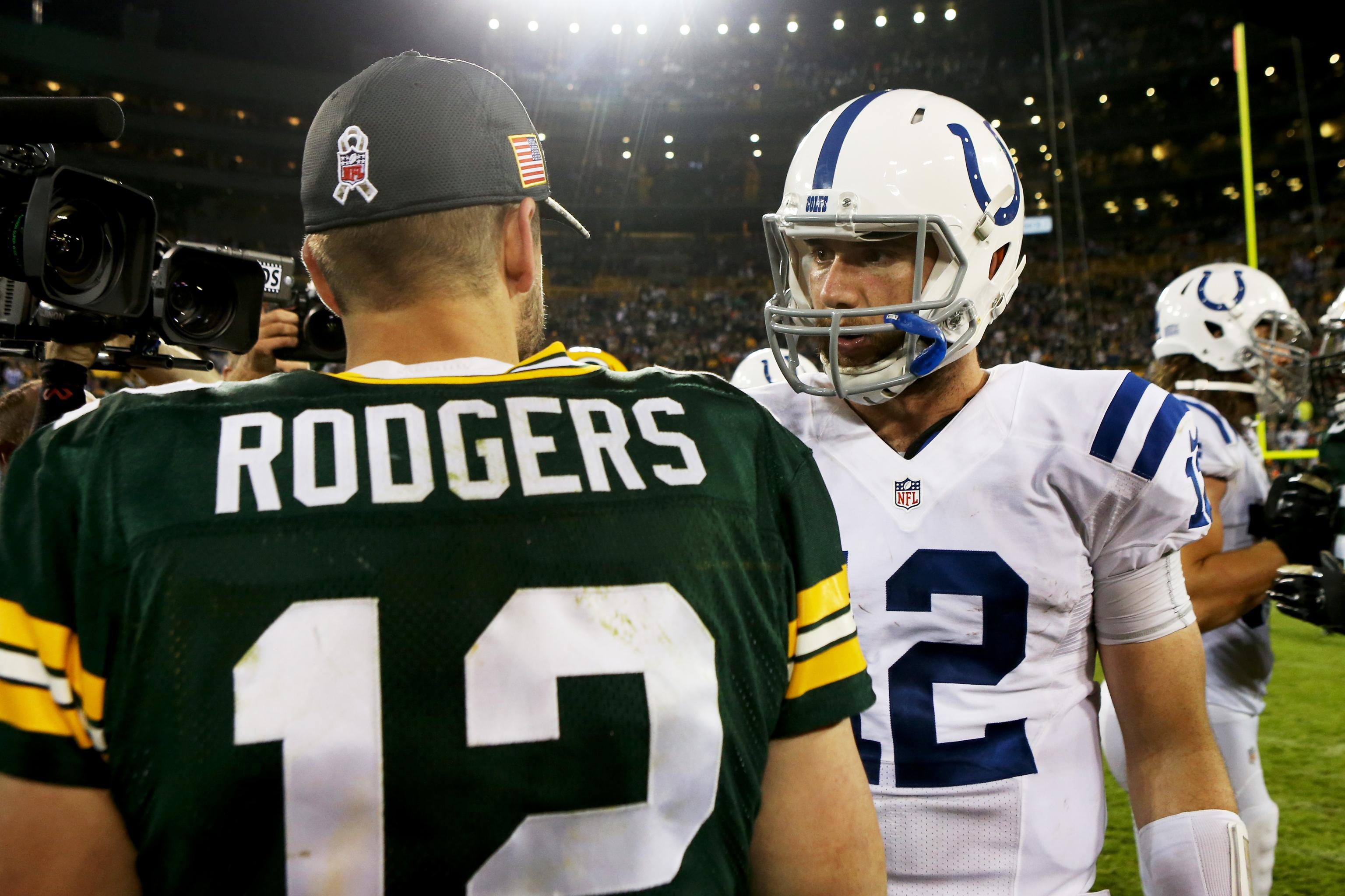 huge selection of 5eb34 33037 Aaron Rodgers Felt 'Disgust' with Reaction to 'Unselfish ...