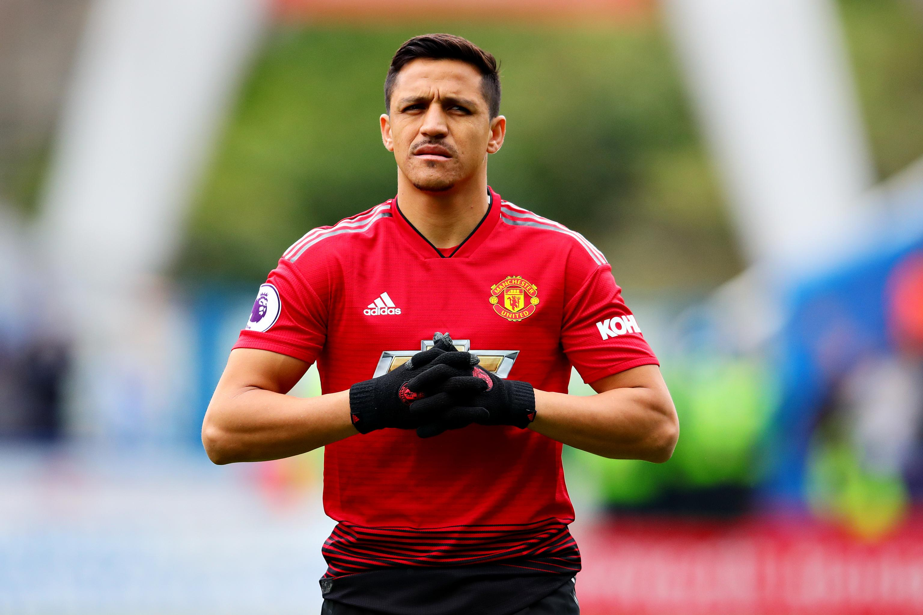 Report: Alexis Sanchez, Inter Milan Loan Transfer from Manchester United  'Done'   Bleacher Report   Latest News, Videos and Highlights