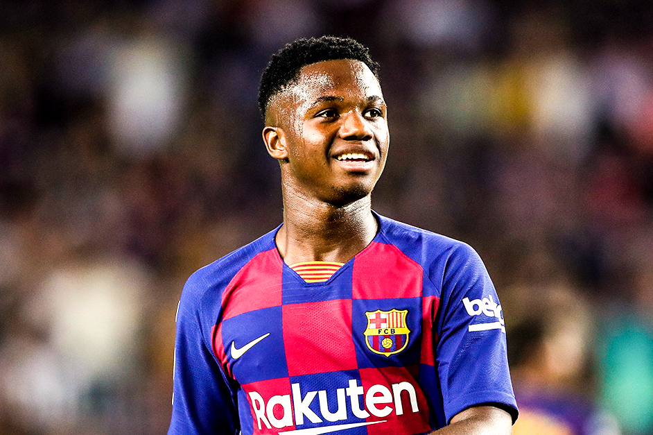 Ansu Fati and Carles Perez: Has Barcelona's Next ...