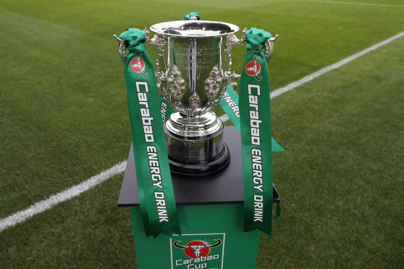 EFL Cup Draw 2019-20: Schedule of Dates for 3rd-Round
