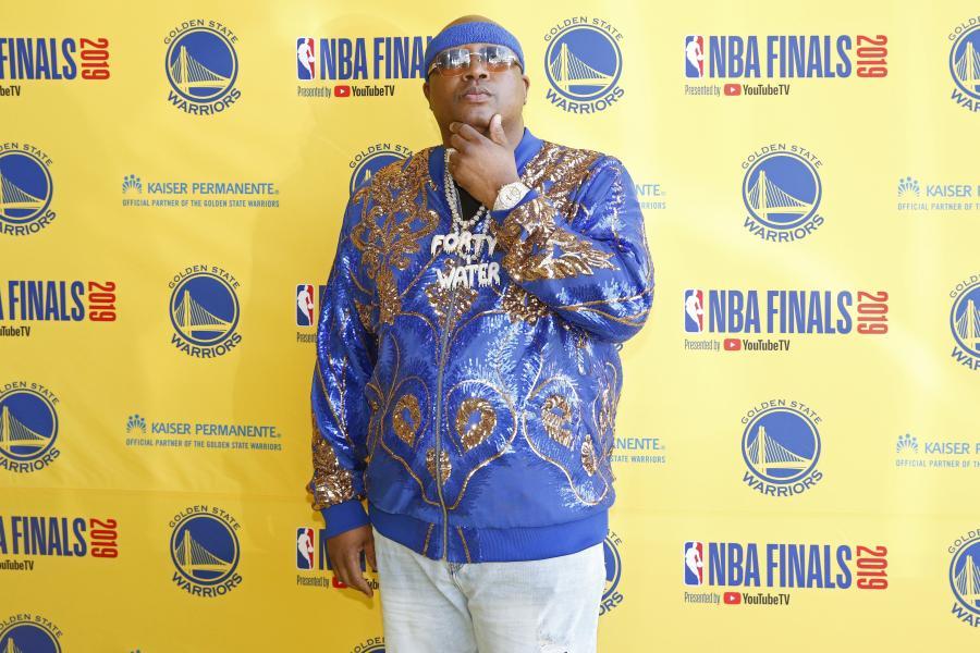 Fix the Franchise: Bay Area Rap Legend E-40 Plays GM for the Warriors