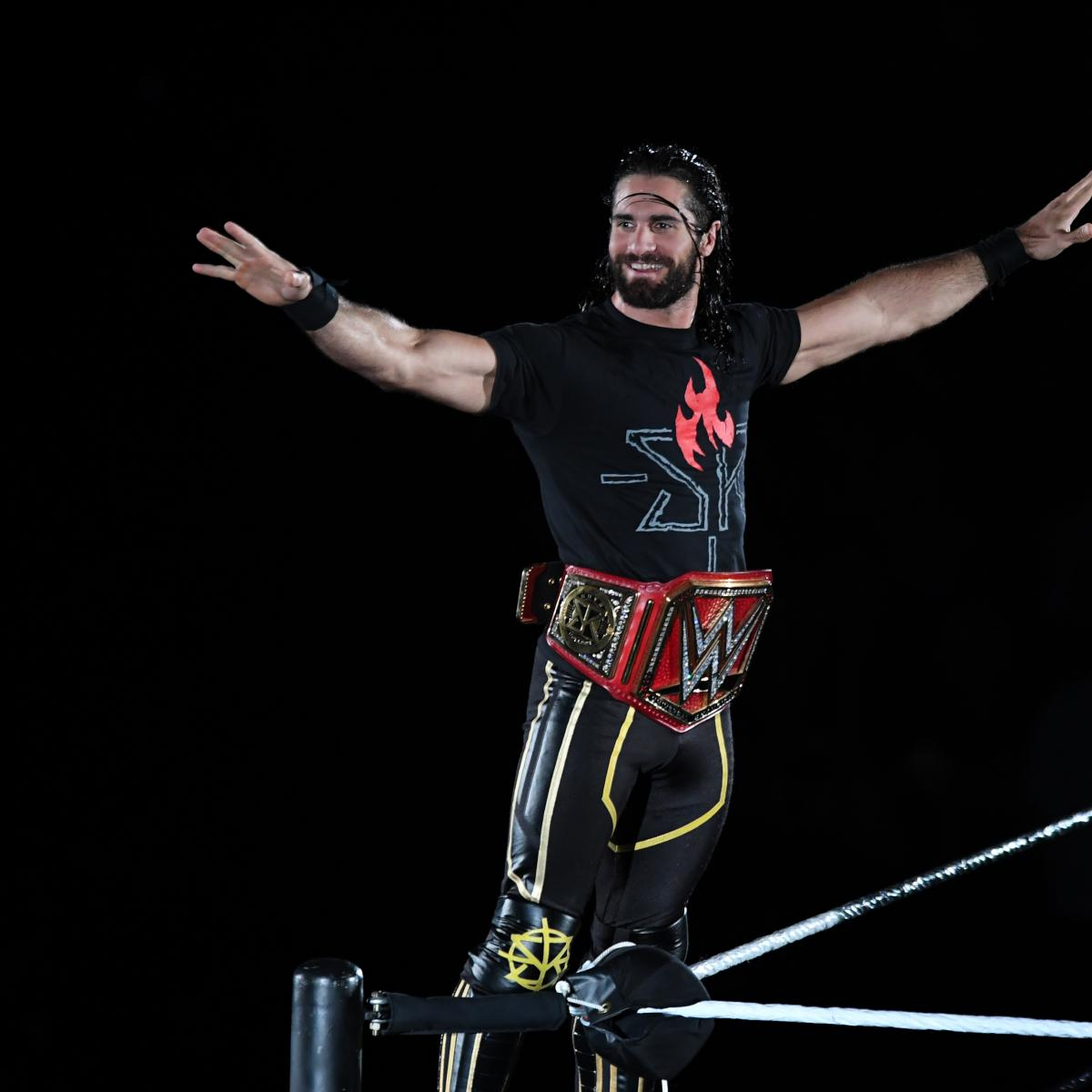Pro Wrestling Illustrated Names Seth Rollins No. 1