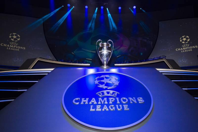 Champions League Draw 2019 20 Winners And Losers After