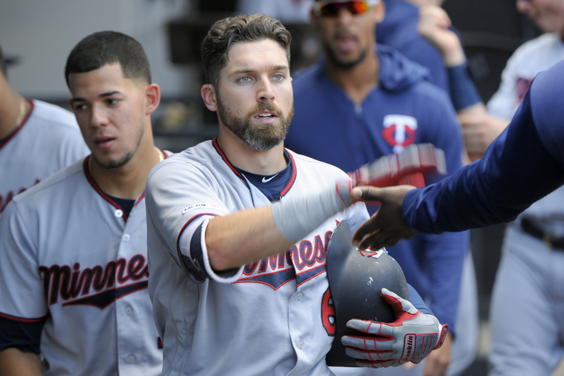 Video: Watch Twins Set MLB Record for Most Road Home Runs in a Single Season