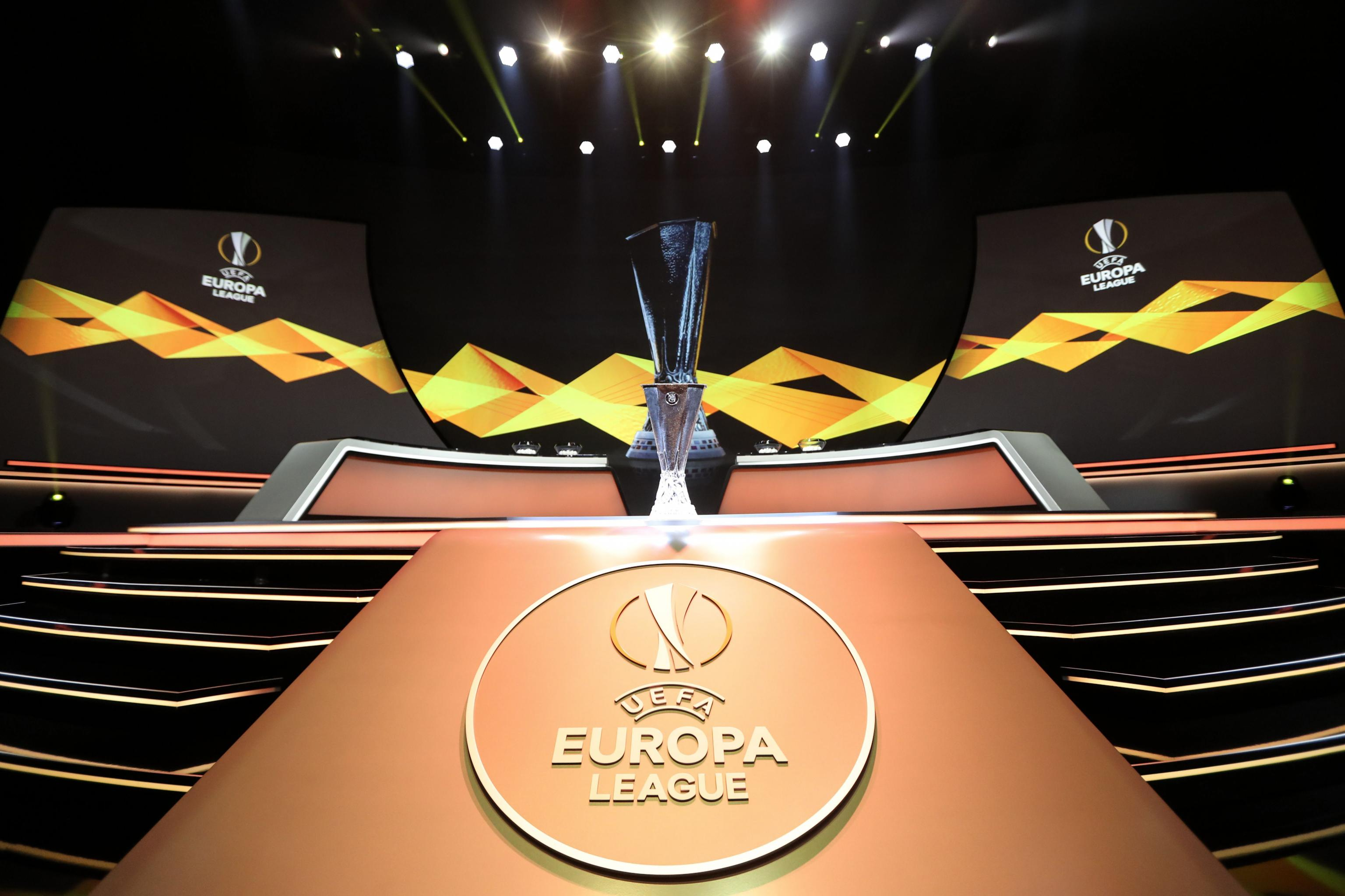 Europa League Draw 2019 20 Schedule Of Dates For Group