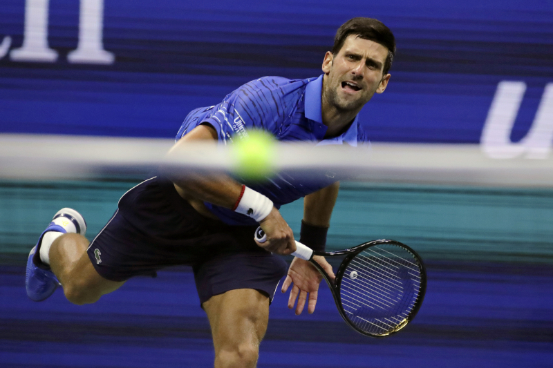 US Open Tennis 2019: TV Schedule, Start Times for Friday Night Draw