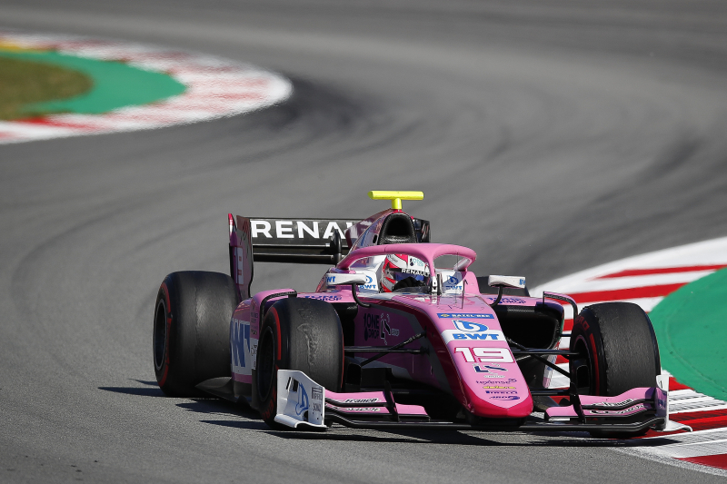 Formula 2 Driver Anthoine Hubert Dies at 22 After Crash at Belgian Grand Prix
