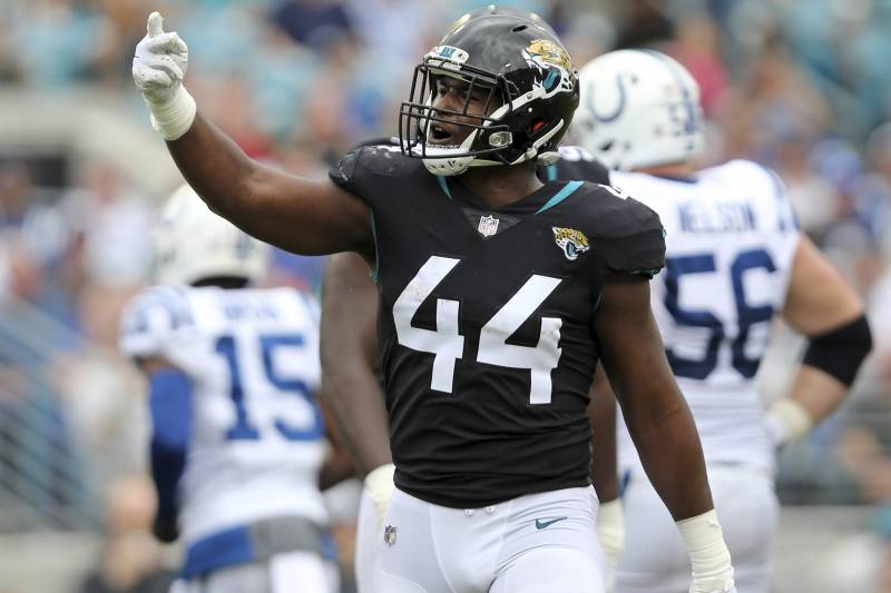 official photos 385bc a659f Myles Jack, Jaguars Reportedly Agree to 4-Year, $57M ...
