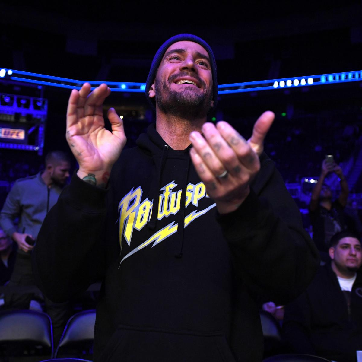 CM Punk Won't Attend AEW All Out; Talks Triple H, Vince McMahon at Starrcast III