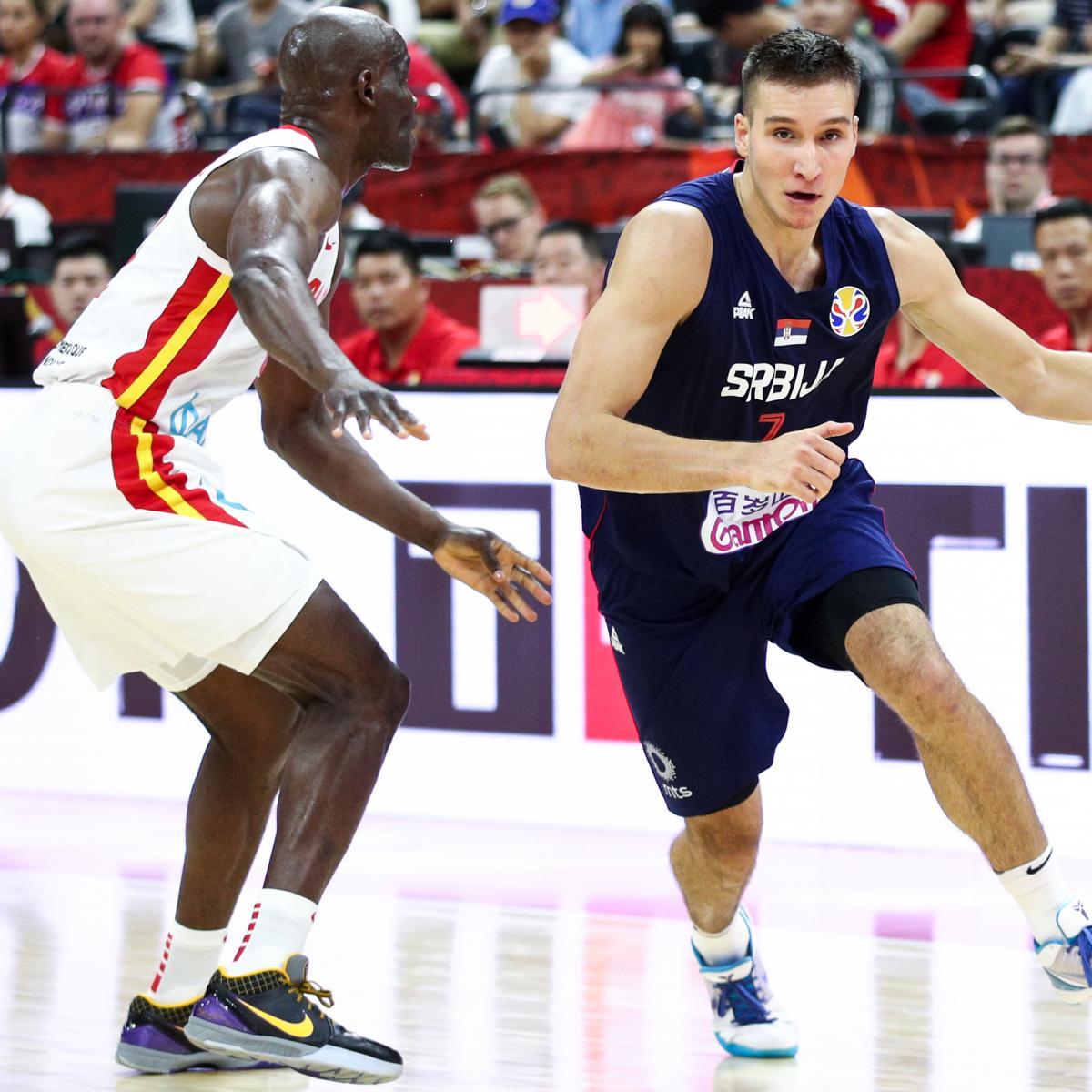 Serbia vs. Gilas Pilipinas: Odds, Time, Live Stream for 2019 FIBA World Cup