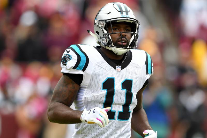 separation shoes 7ad53 5148d Report: WR Torrey Smith Released by Panthers After 1 Season ...