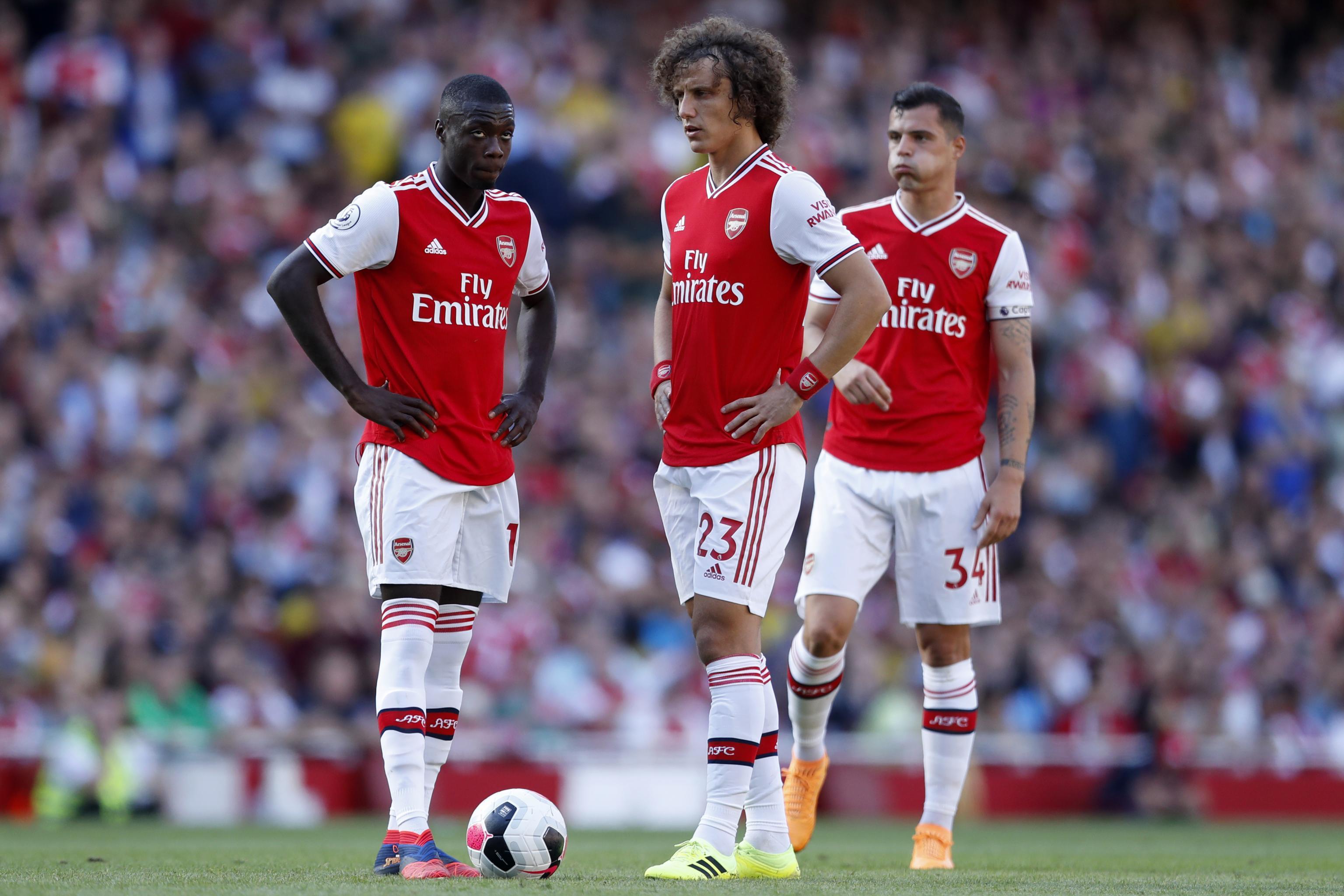 Arsenal 4 4 Liverpool Highlights
