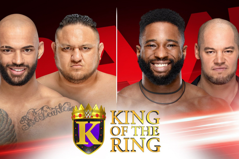 WWE Raw Preview: King of the Ring Quarterfinals Begin and More for September 2