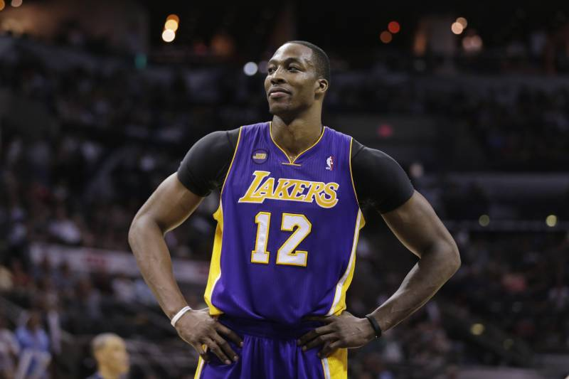 Lakers Rumors Anthony Davis Had A Big Say In Dwight