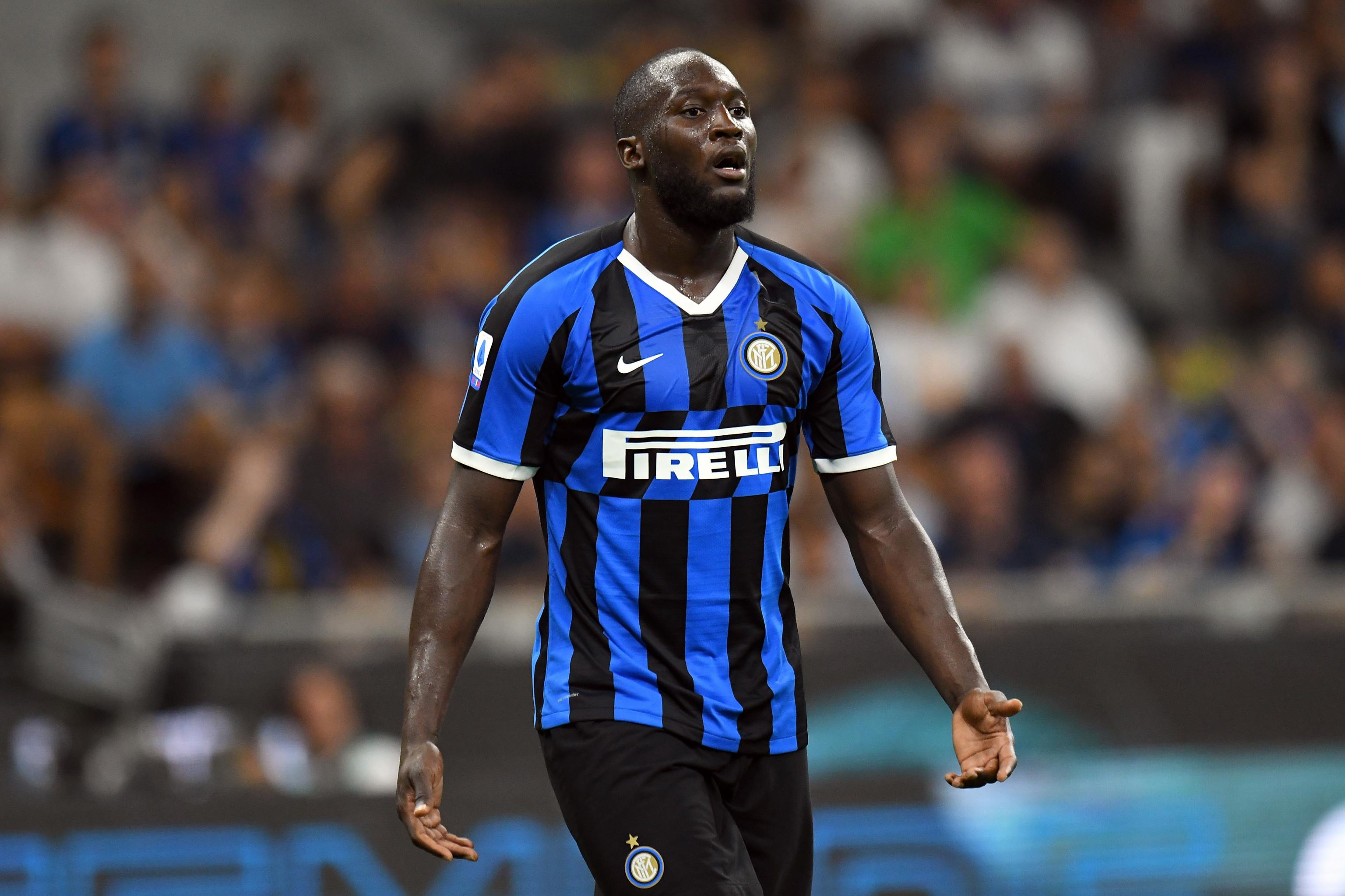 Inter Ultras Defend Cagliari Fans' Racist Abuse of Romelu Lukaku ...