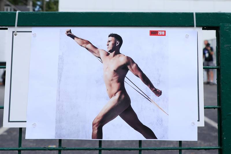 Espn Body Issue 2019 Official Photos Revealed For Featured