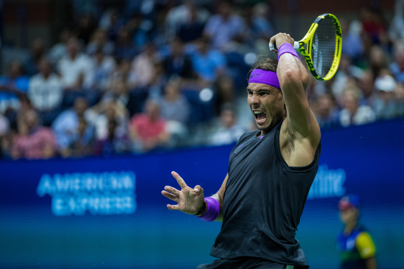 US Open Tennis 2019: Wednesday Night Draw TV Schedule, Start Times and Picks