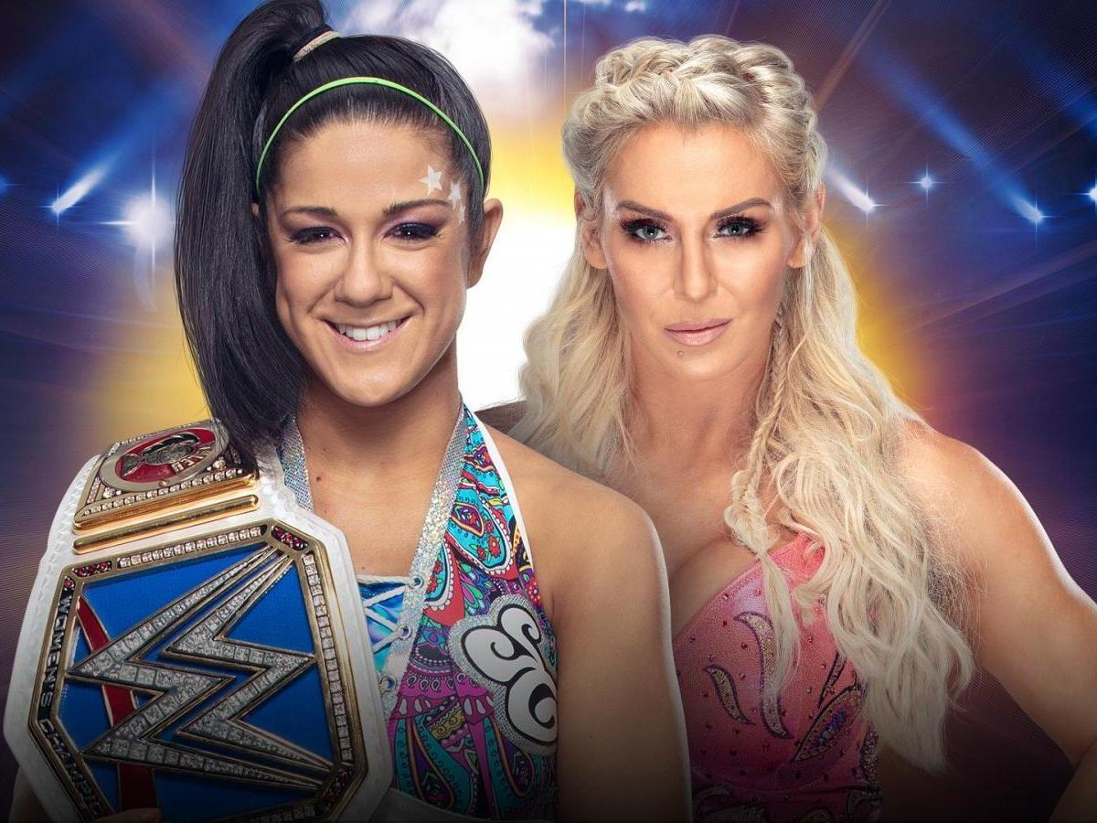 Bayley Beats Charlotte, Retains SmackDown Women's Title at Clash of Champions