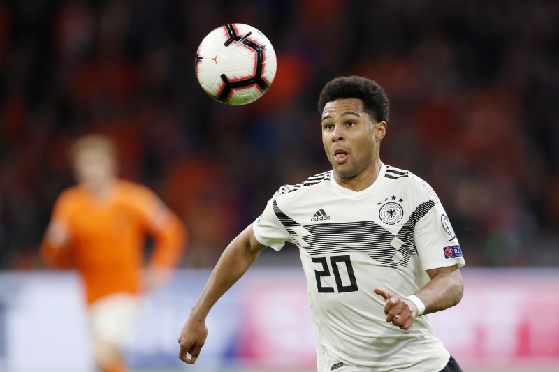 Germany vs. Netherlands: Euro 2020 Qualifying Odds, Live Stream, TV Info