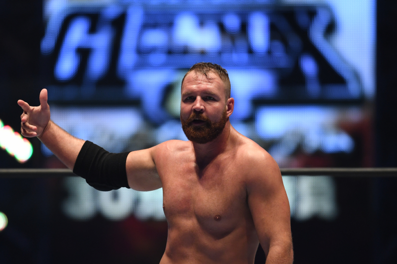 Jon Moxley vs. Kenny Omega Announced for AEW Full Gear PPV