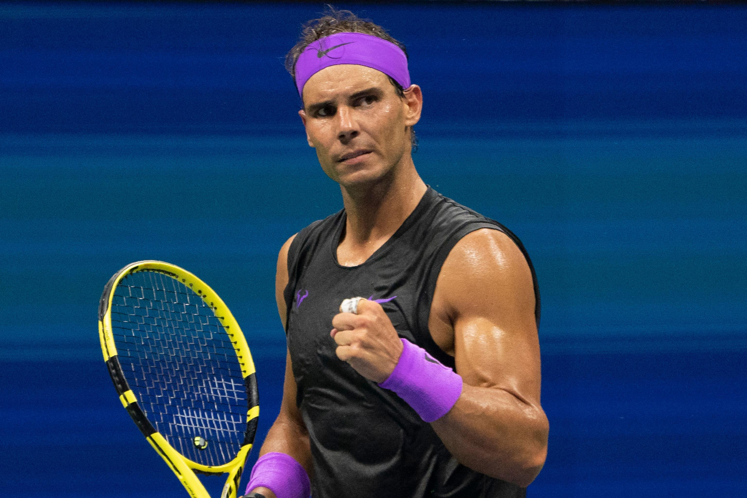 Rafael Nadal Defeats Diego Schwartzman To Advance To 2019 Us Open Semifinals Bleacher Report Latest News Videos And Highlights