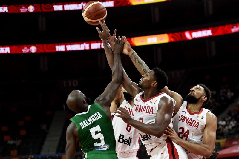 Cory Joseph Leads Canada to 82-60 Win over Senegal in 2019 FIBA World Cup