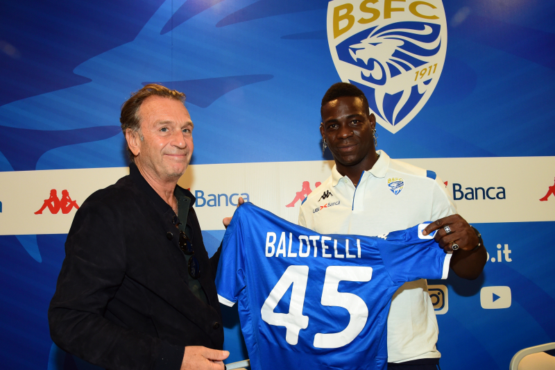 The Unbreakable Bond That Brought Mario Balotelli Back to Brescia